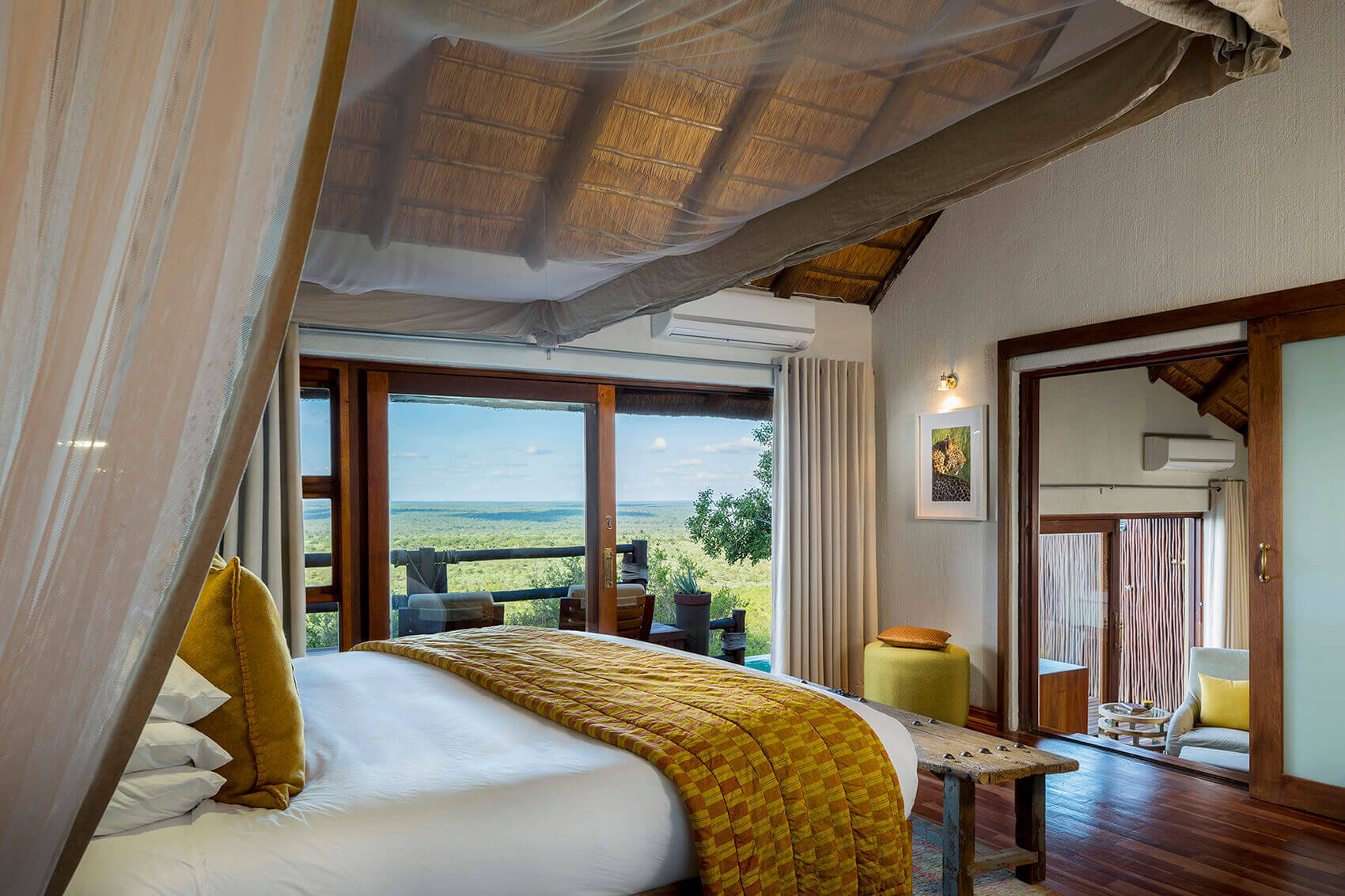 Makwela Suite with plunge pool