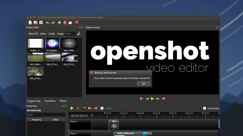 Openshot Free