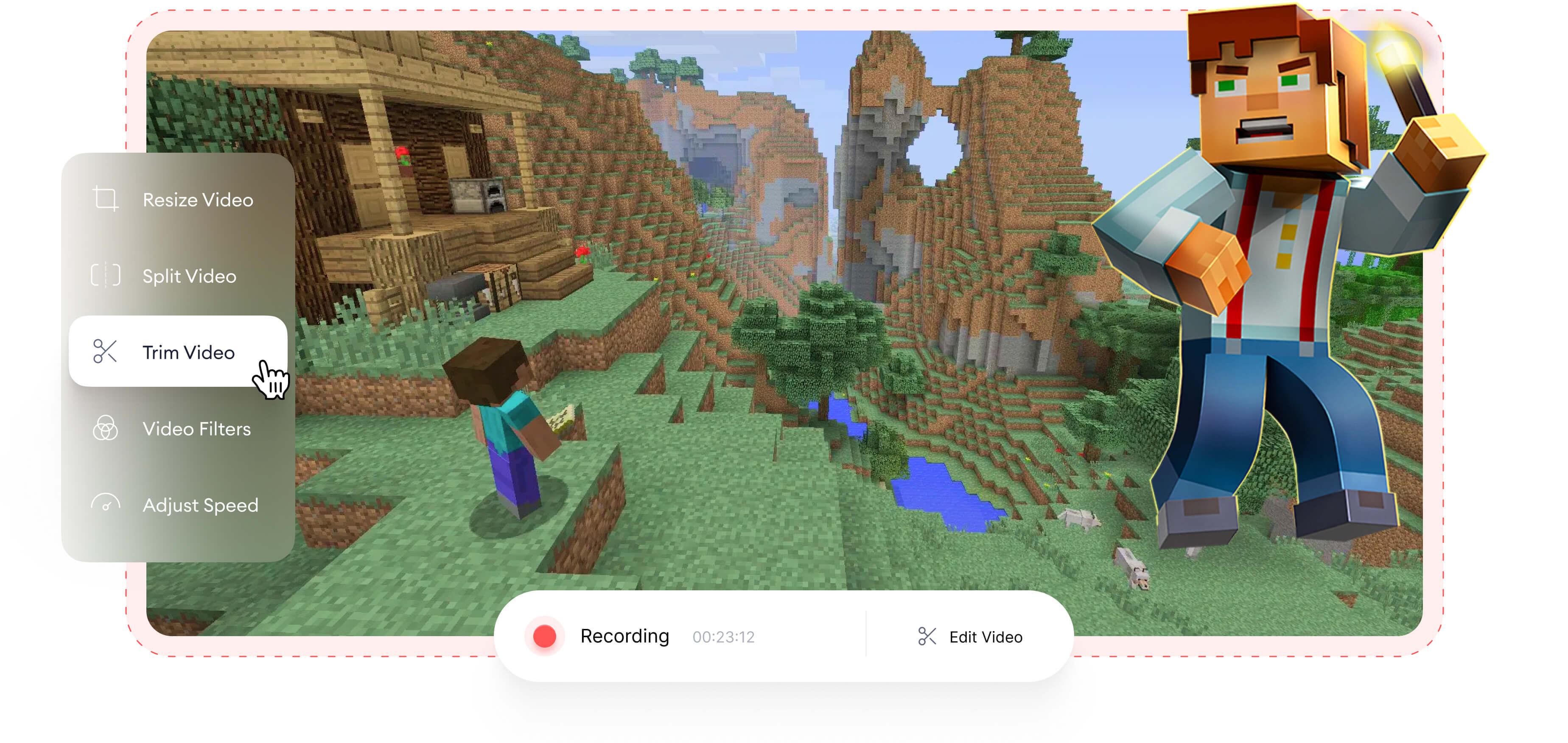 Minecraft Animation Editor