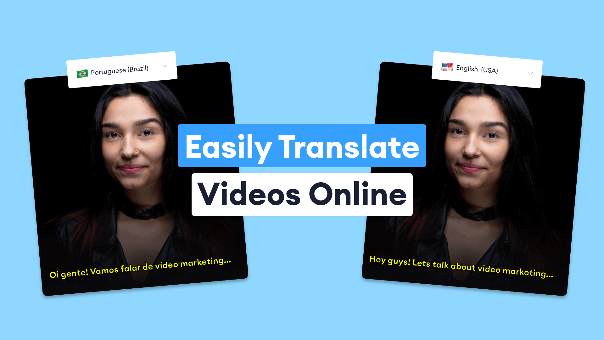 How To Easily Translate Video To English And Other Languages
