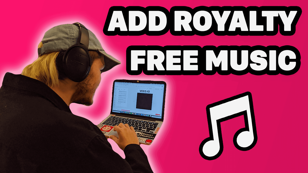 How To Add Royalty Free Music To A Video