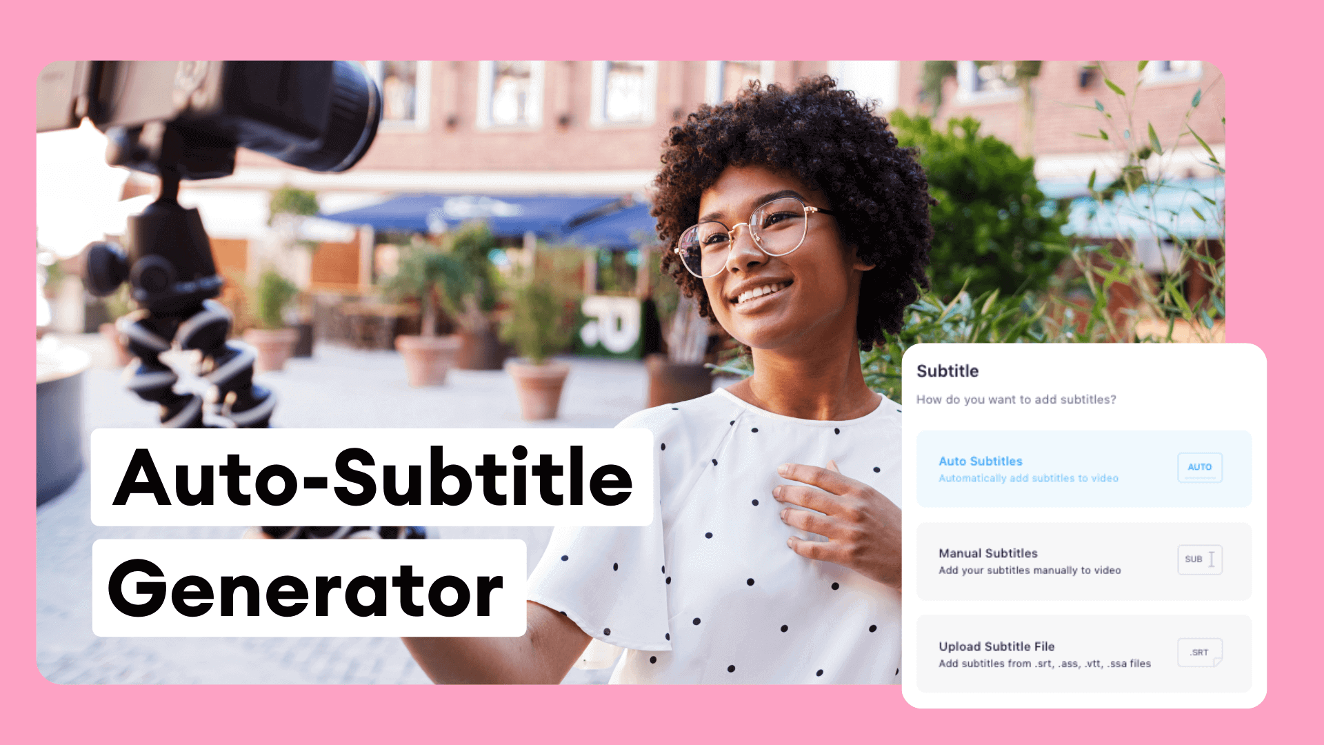Auto Subtitle Generator: The Easiest One You'll Ever Need