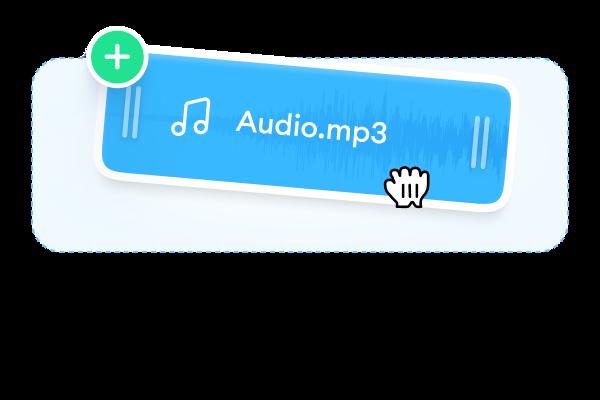 Upload Audio