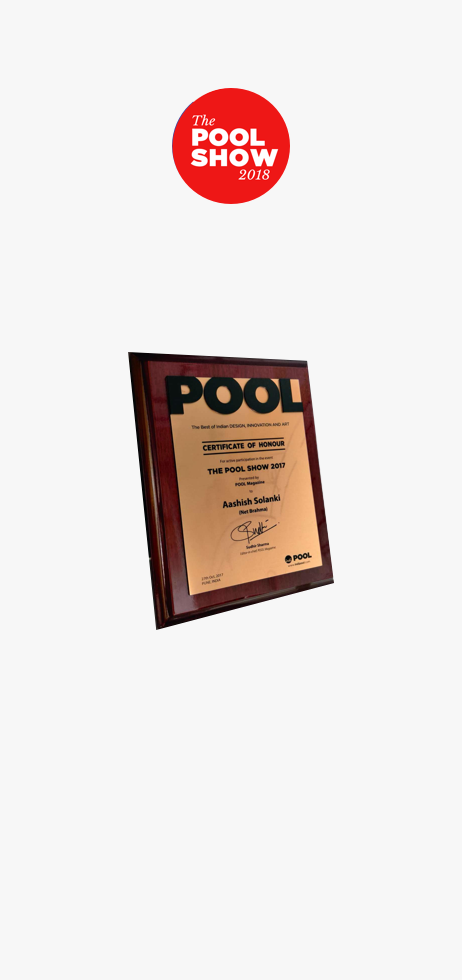NetBramha Top digital studio Pool Award