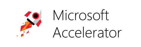Microsoft Accelerator logo