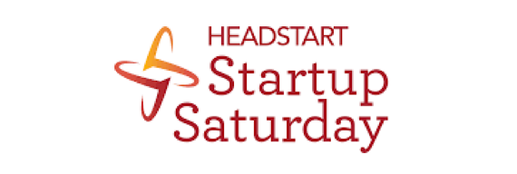 Headstart Startup Saturday logo