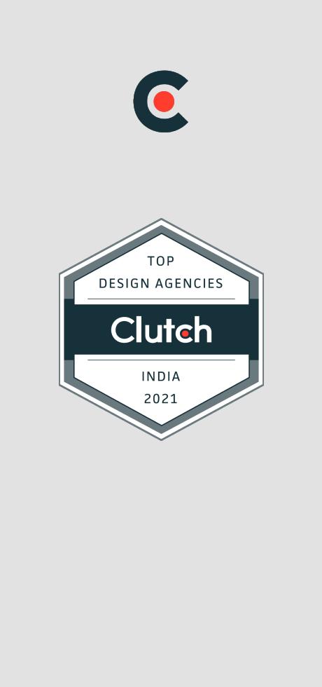 NetBramha top UI/UX studio award Clutch