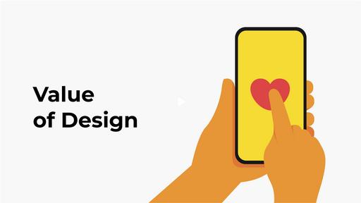 'Value of Design' video by NetBramha