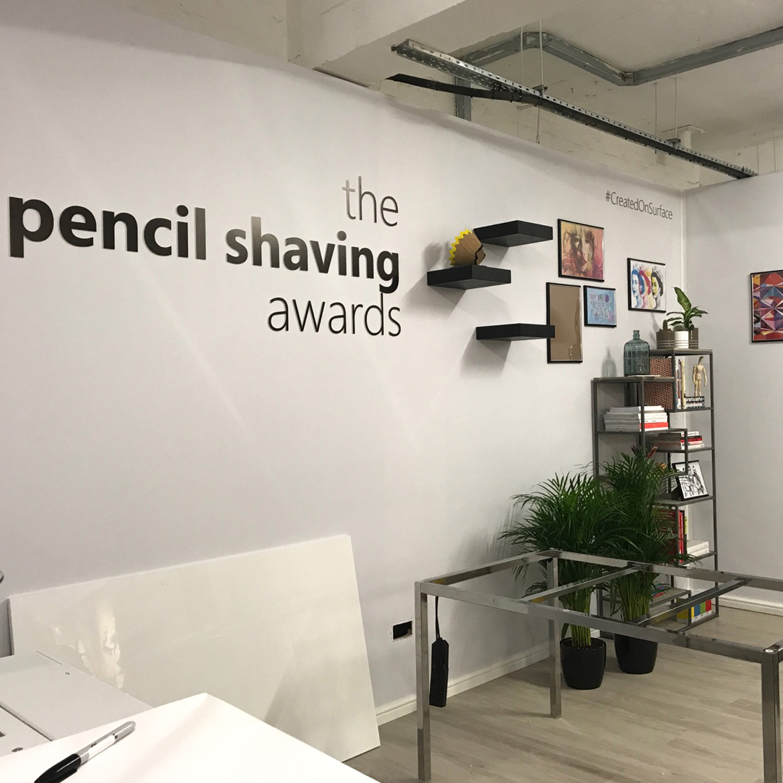 D&AD Pencil Shaving Awards_Canon