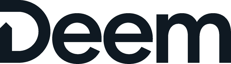 Deem's fresh new logo