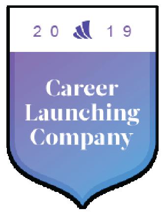 Career Launching Company Icon