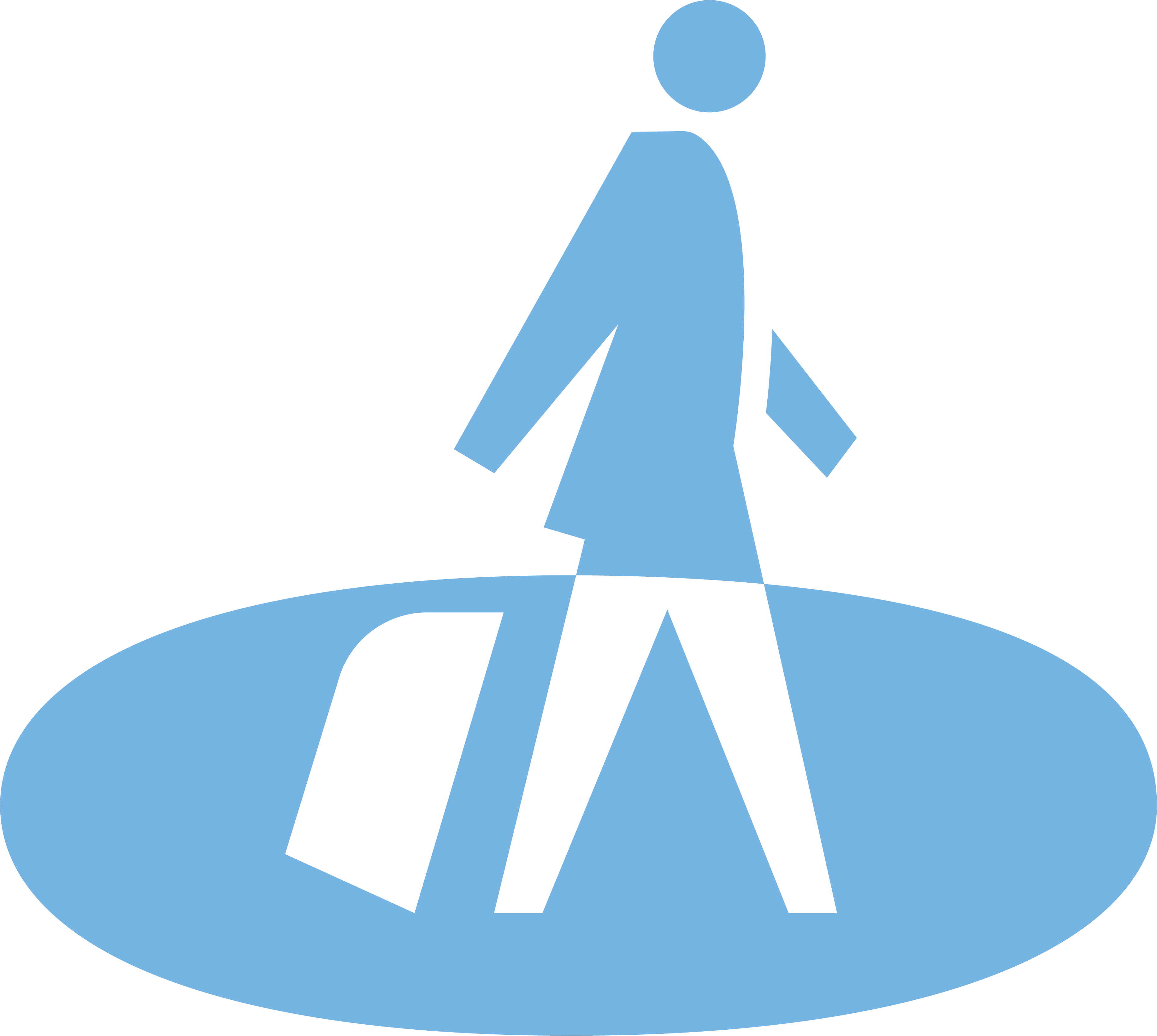 person walking with suitcase icon