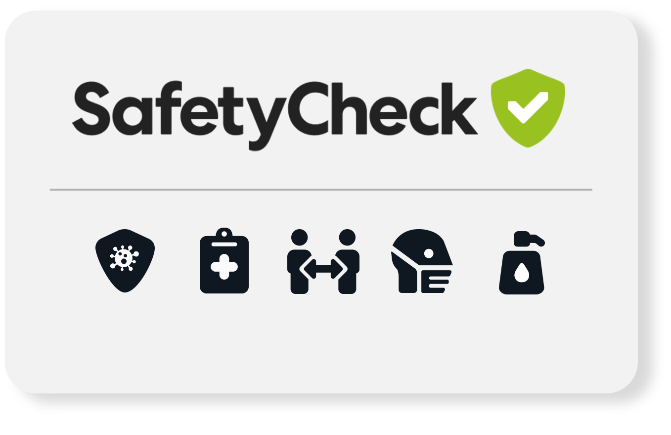 SafetyCheck Icon