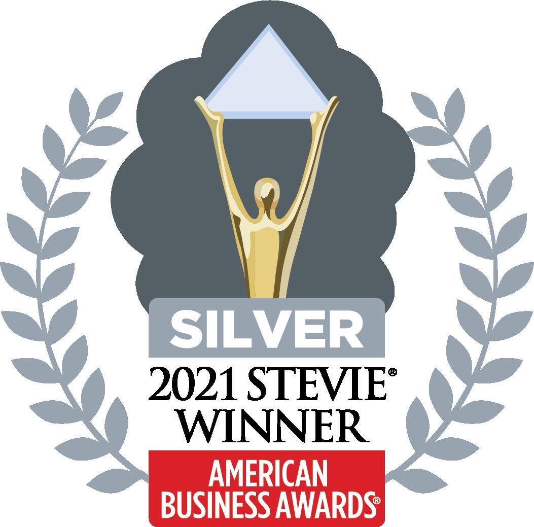 2021 Silver Stevie Winner Award