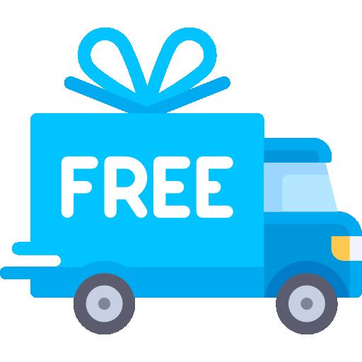 camion de livraison gratuite