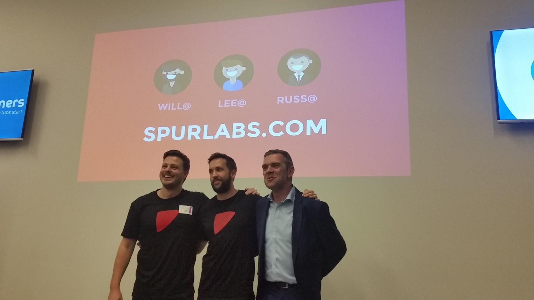 SPUR:LABS Launch