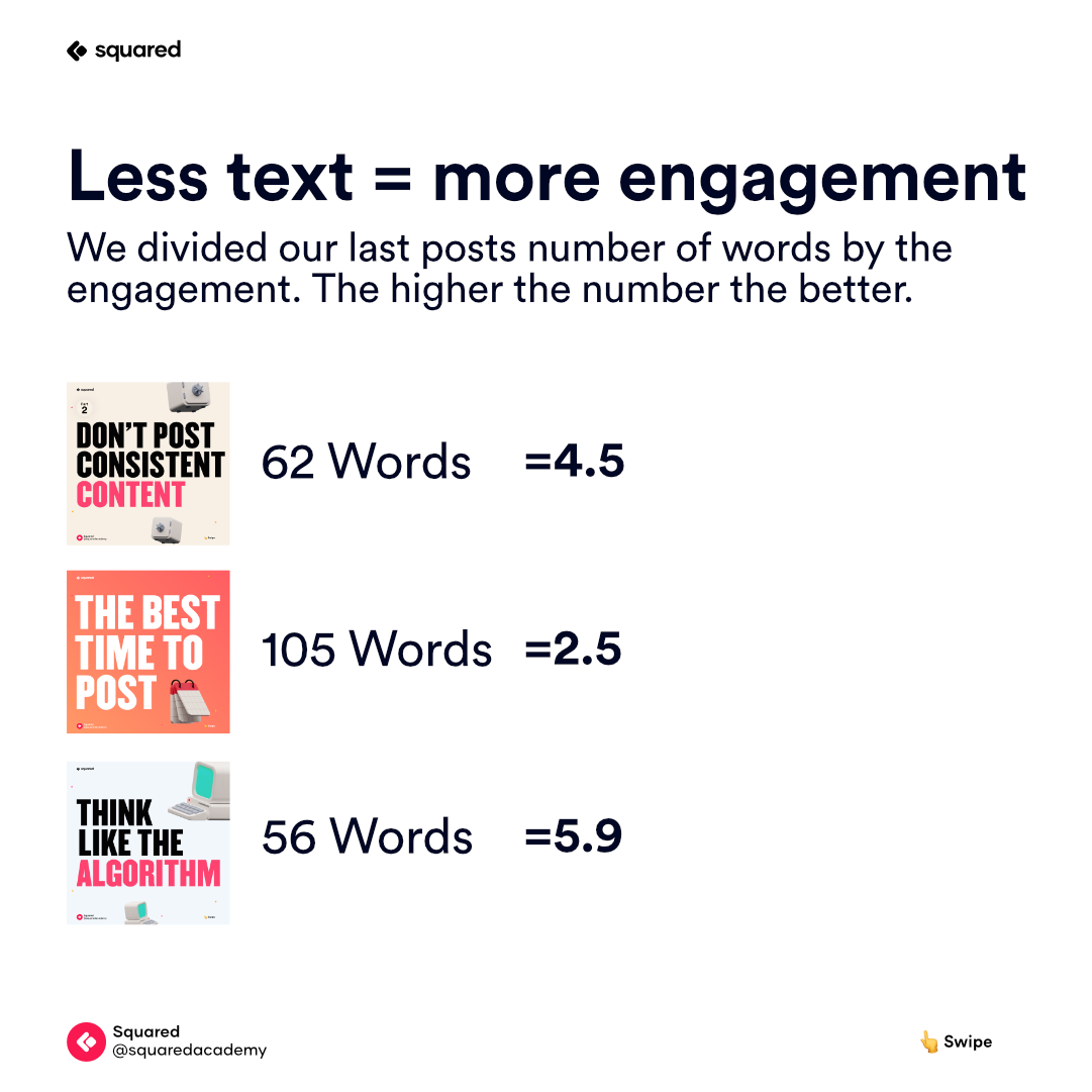 How to increase your Instagram carousel engagement