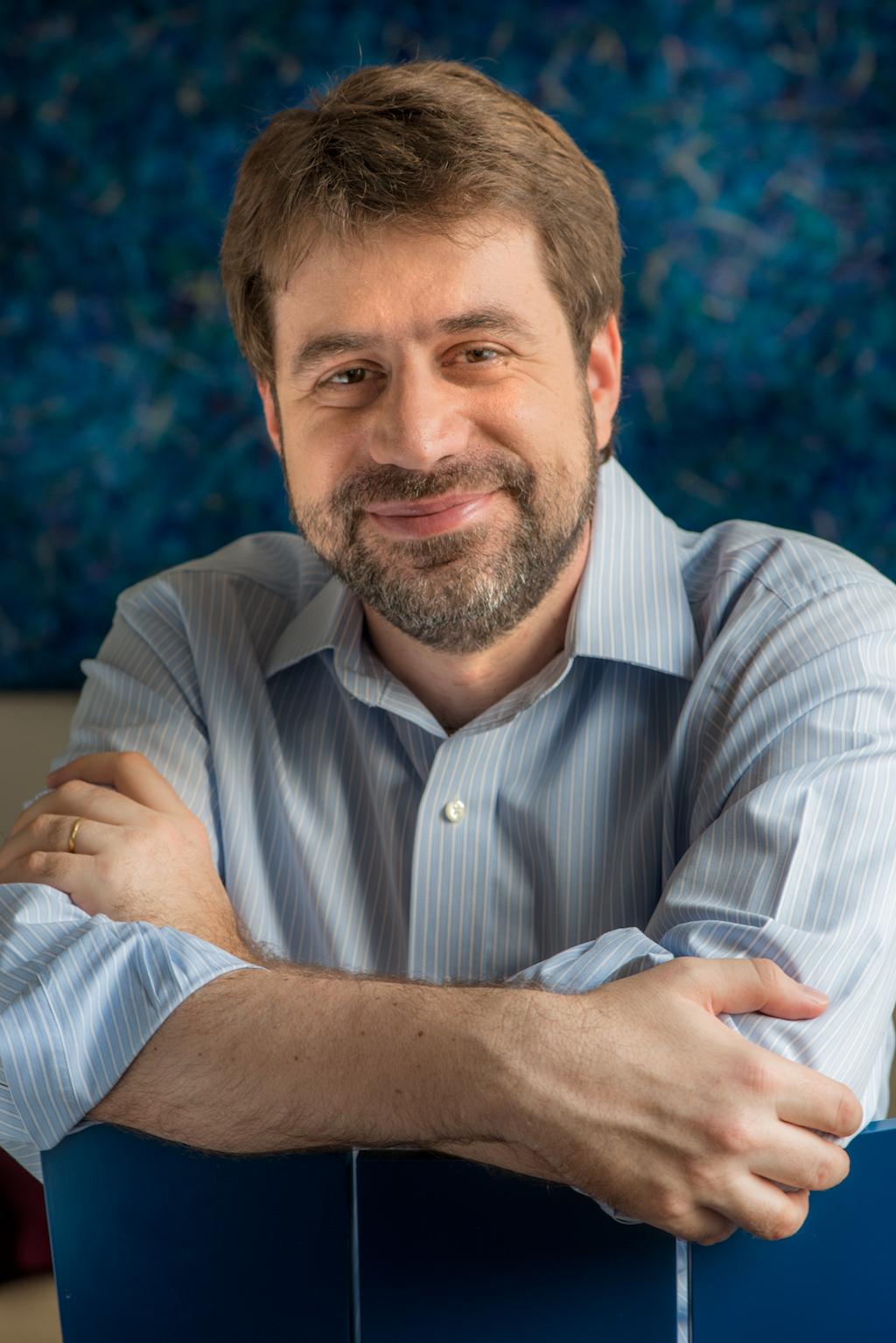 Foto de perfil de Alan Pogrebinschi.