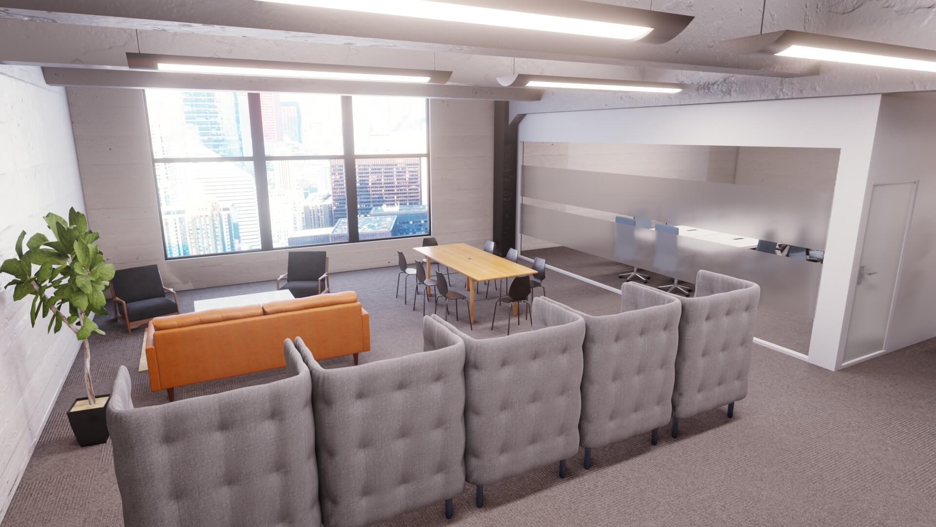 3D Office image