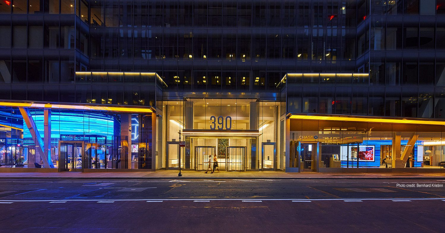 ANC incorporates innovative technology to create enhanced banking environment at Chase's 390 Madison Avenue flagship branch