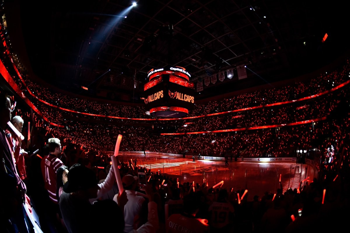 ANC venue partner the Washington Capitals win their first Stanley Cup