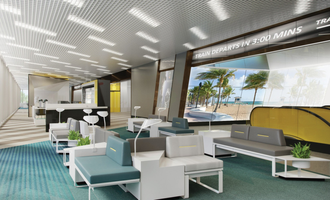 Brightline partners with ANC on MiamiCentral Transit & Retail Center