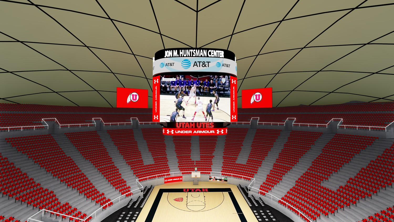North Ridge Construction, Inc. and ANC partner to renovate University of Utah's Jon M. Huntsman Center