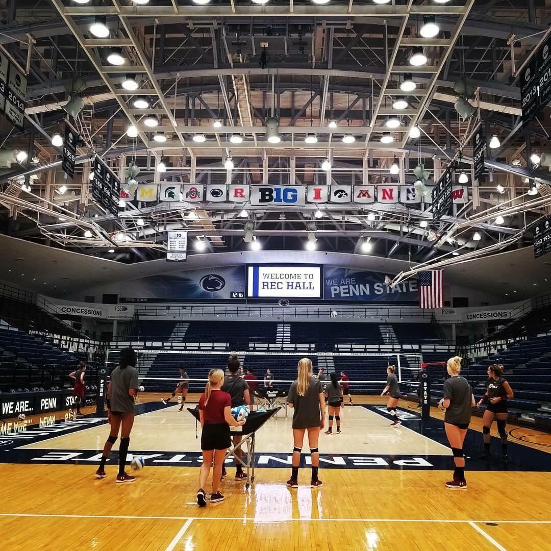 Penn State University Rec Hall