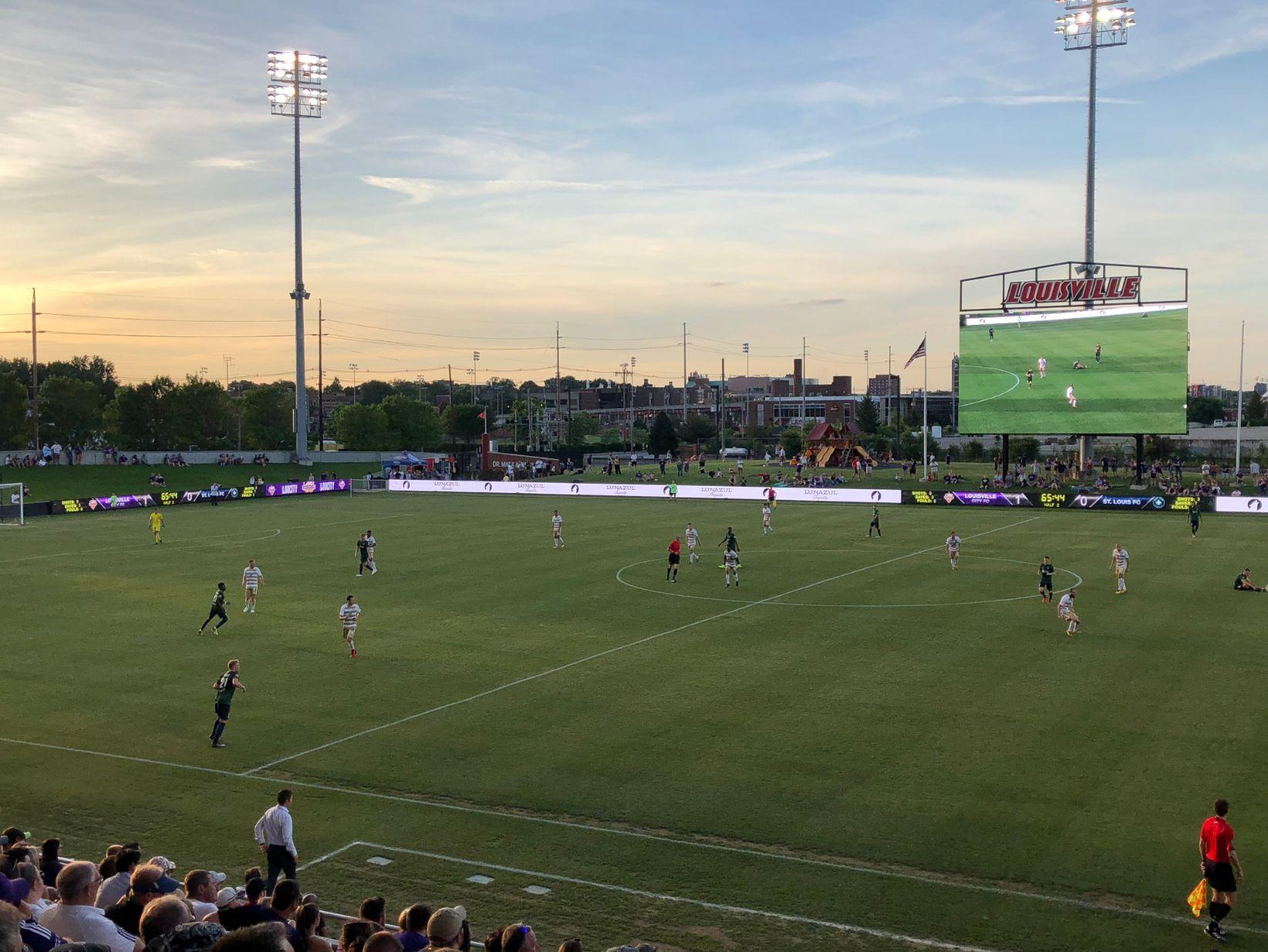 University of Louisville Soccer