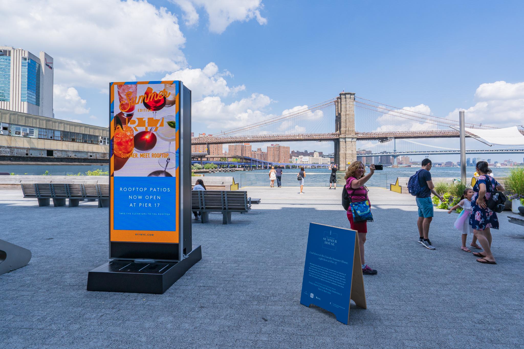 Open-Air Information & Messaging