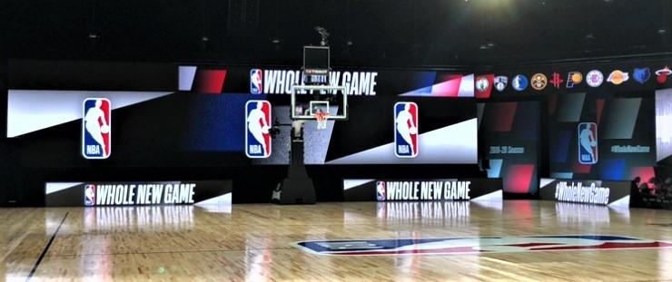 NBA 2020 Bubble