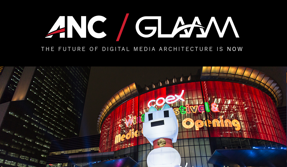 ANC Partners With GLAAM Media On Digital Glass Material