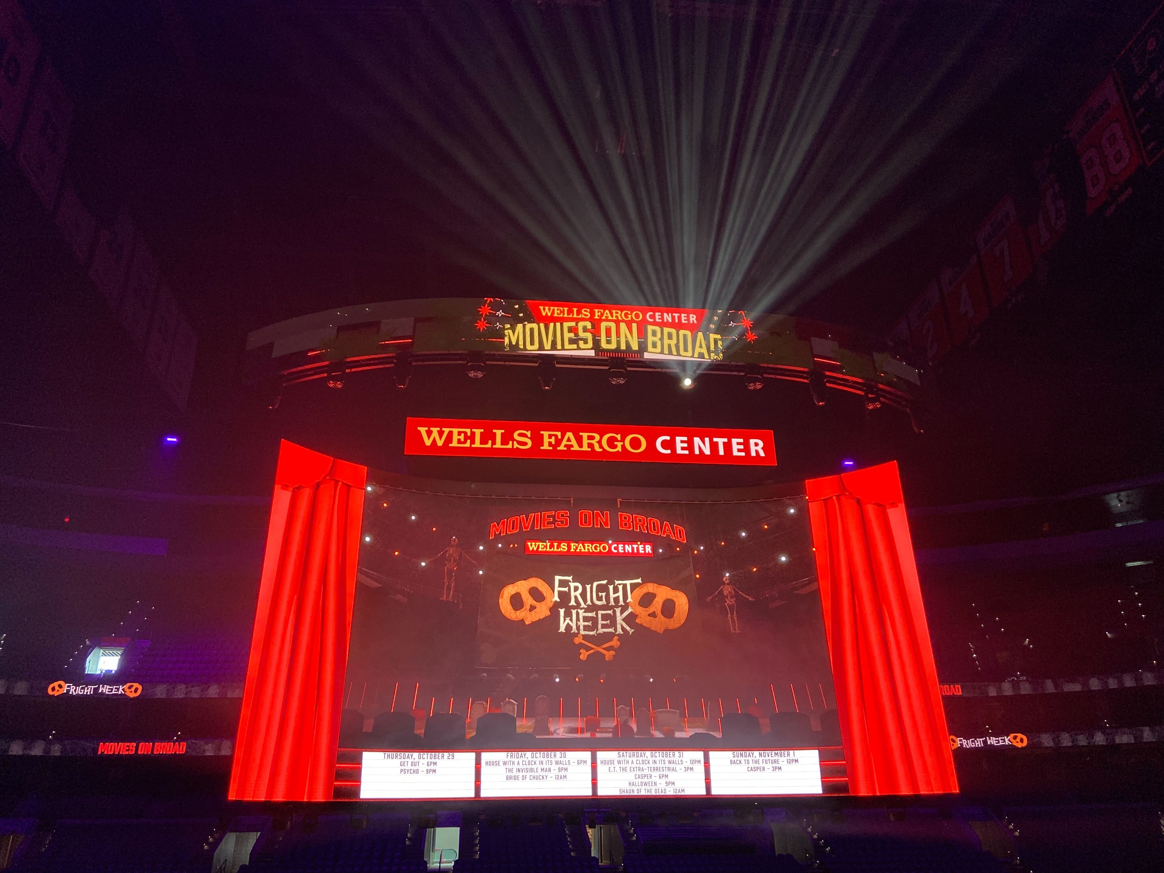 2020 Movies on Broad | ANC with Wells Fargo Center
