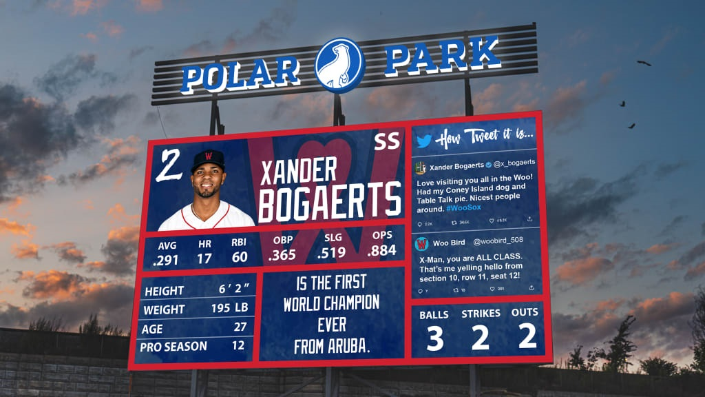 Polar Park to Provide 5 Scoreboards and LED Videoboards to Inform, Entertain and Involve Fans