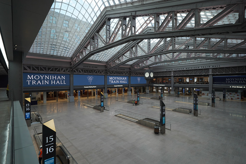 Governor Cuomo Announces Grand Opening of Moynihan Train Hall in New York City