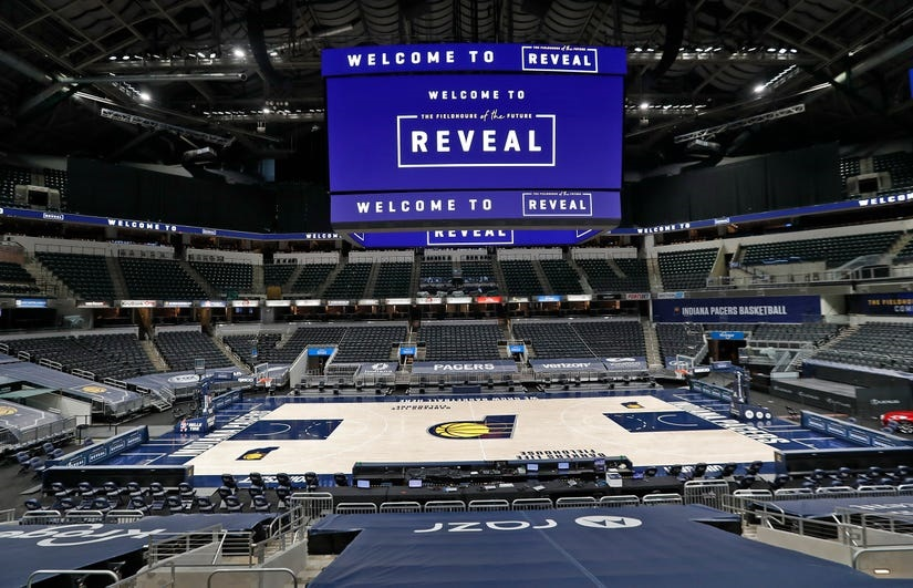 IndyStar: Bankers Life Fieldhouse unveils Phase 1 renovations of Fieldhouse of the Future project