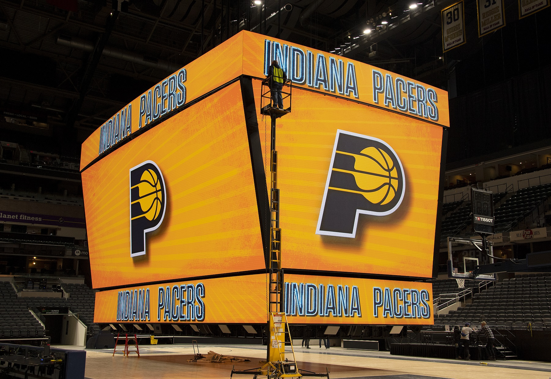 Credit: Pacers Sports & Entertainment