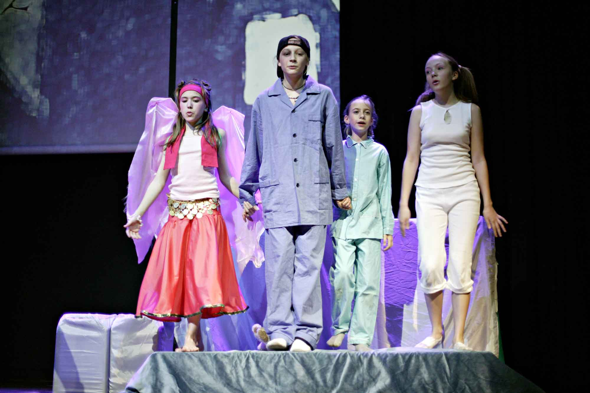 Musical Theater at L'Ecole Koenig