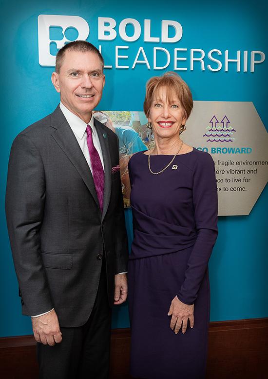 Steven W. Hudson and Linda Carter