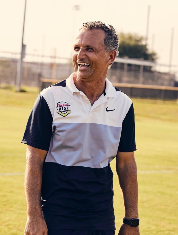 RISE SC Coach