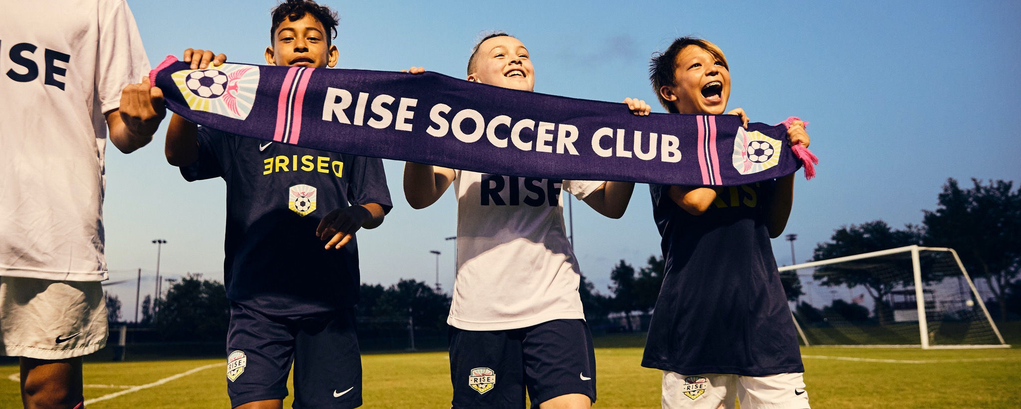 RISE SC Players