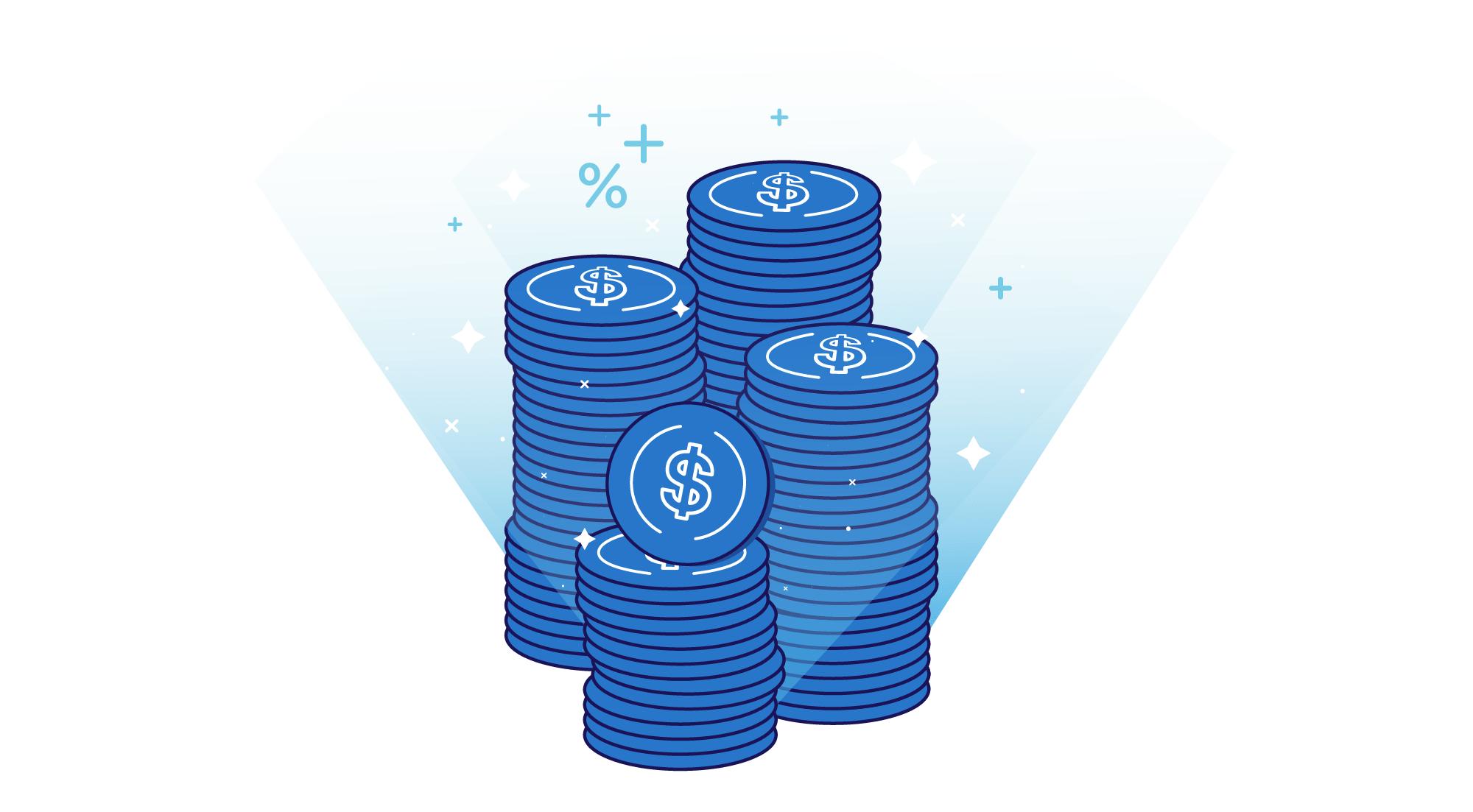 Ripio Earn te permite generar ganancias con tus stablecoins