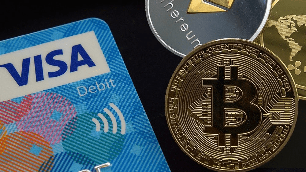 Visa lanzará tarjeta de crédito con retornos en BTC