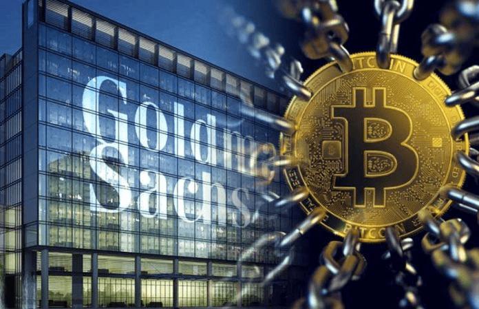 Goldman Sachs planea lanzar custodia cripto