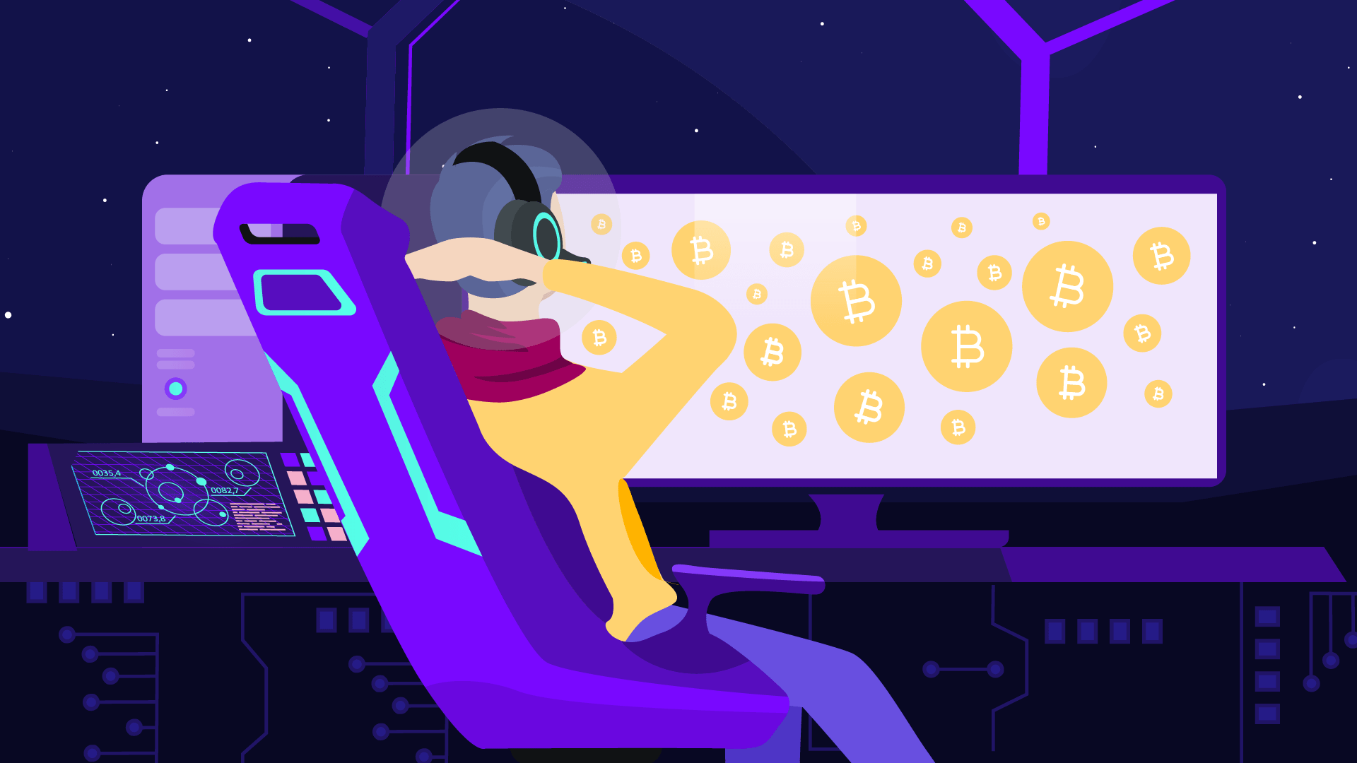 Hodler de bitcoin