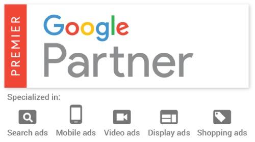 GA Academy Google Ads Premium Partner Logo