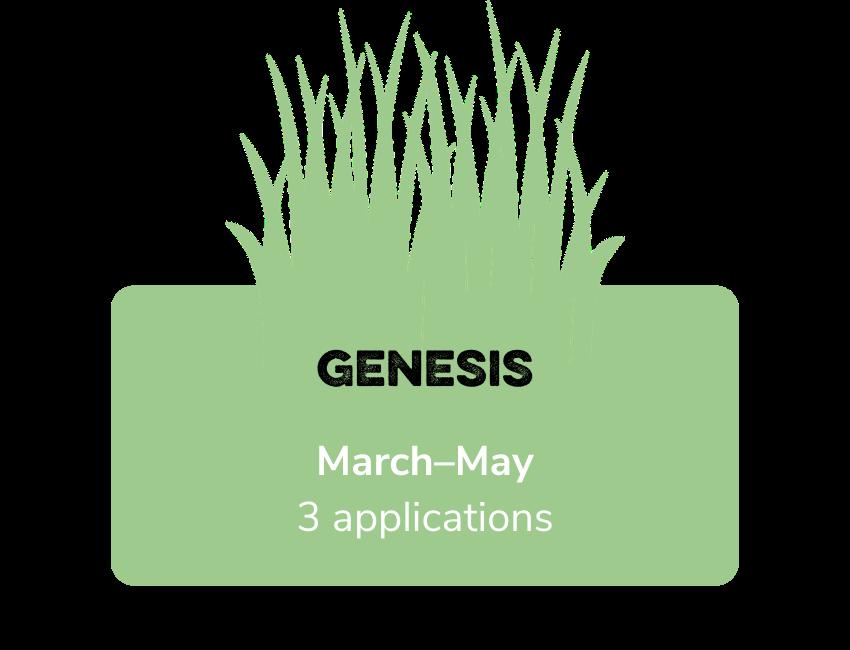 Genesis Soil Conditioner