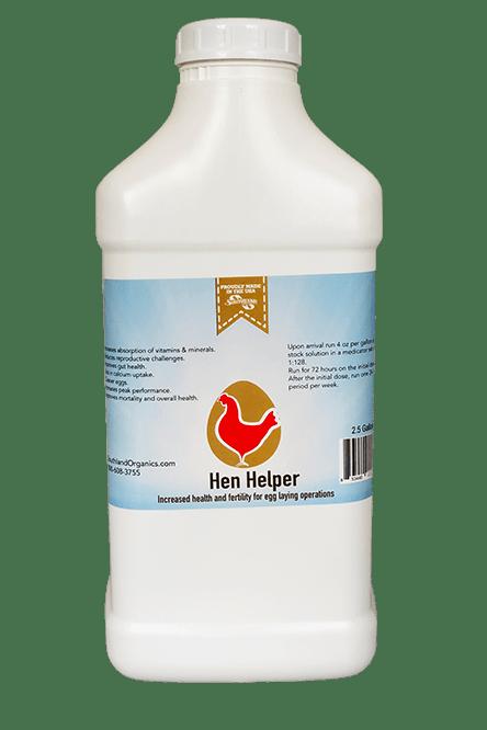 Hen Helper 2.5 Gallon