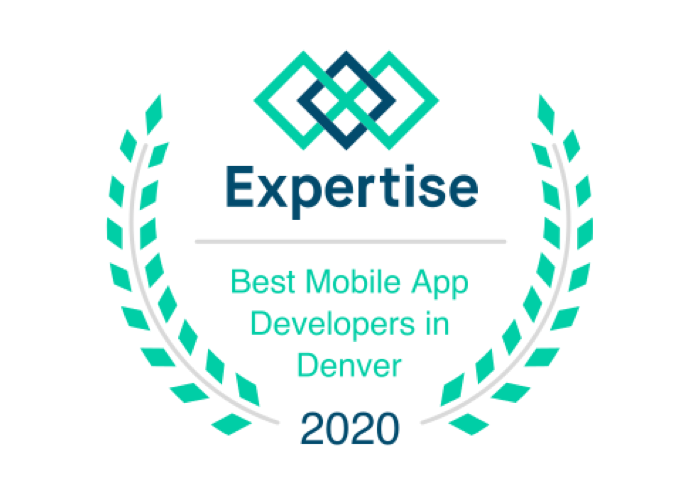 Expertise Top Mobile App Developer in Denver Badge