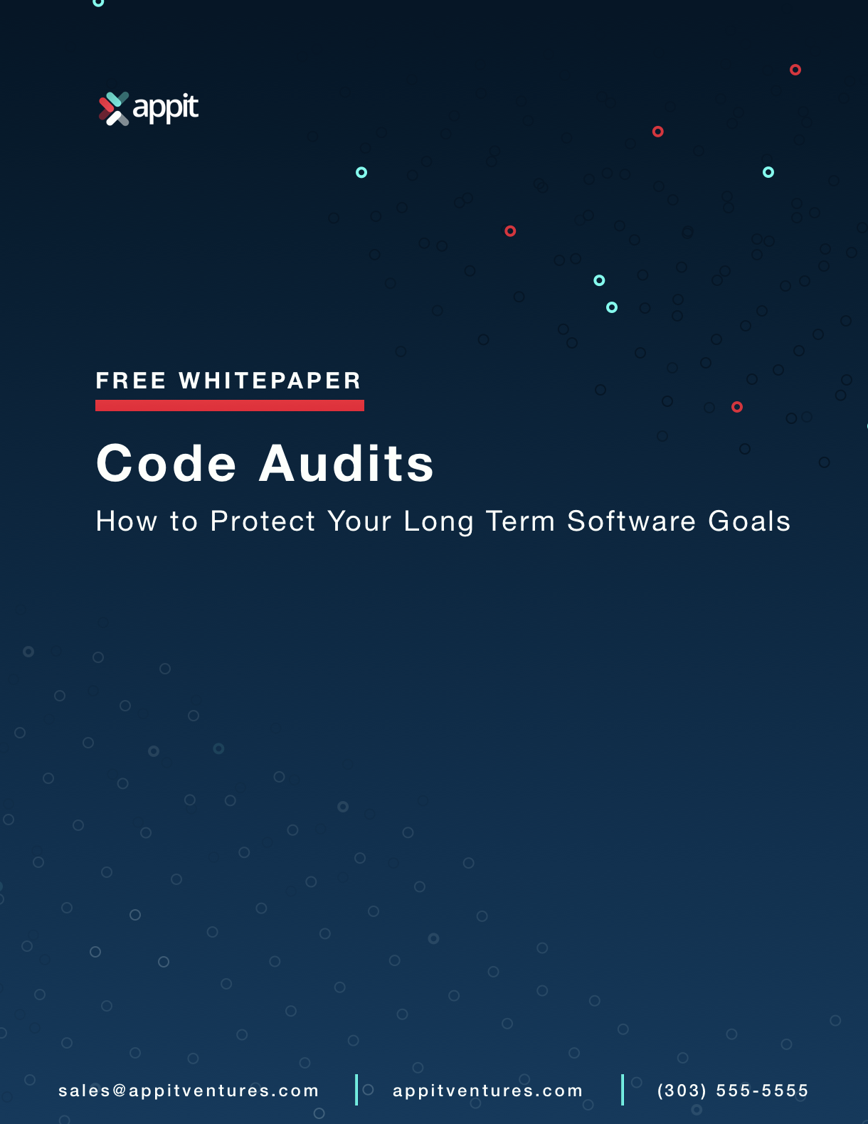 code audit whitepaper front cover